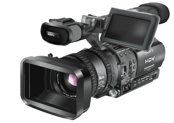 Streaming Video Camara Sony